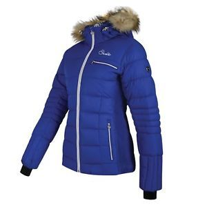 Dare2b Cultivated Ski Jacket Womens Waterproof Breathable Insulated ... 17355375f