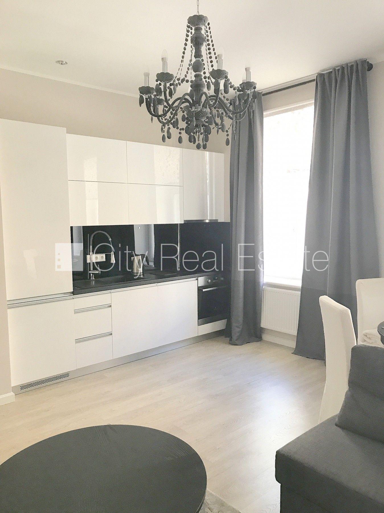 Apartment for sale in Riga, Riga center, Dzirnavu street ...