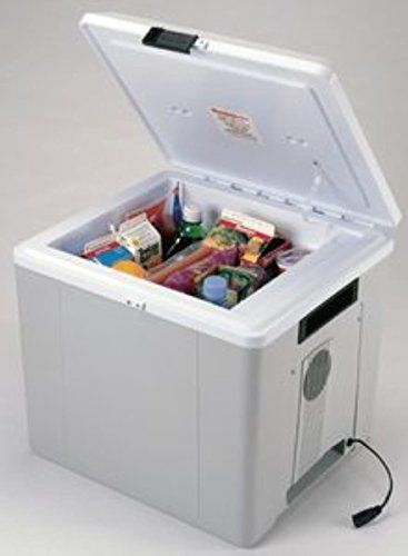 Koolatron 29 Quart Voyager Thermoelectric 12 Volt Cooler Koolatron Http Www Amazon Com Dp B000q73c66 Ref Coolers For Sale Refrigerator Cooler Rv Refrigerator