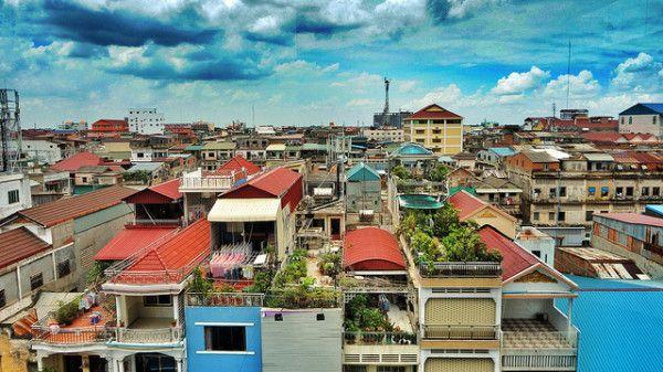 Interesting Facts About Cambodia: Phnom Penh Landscape