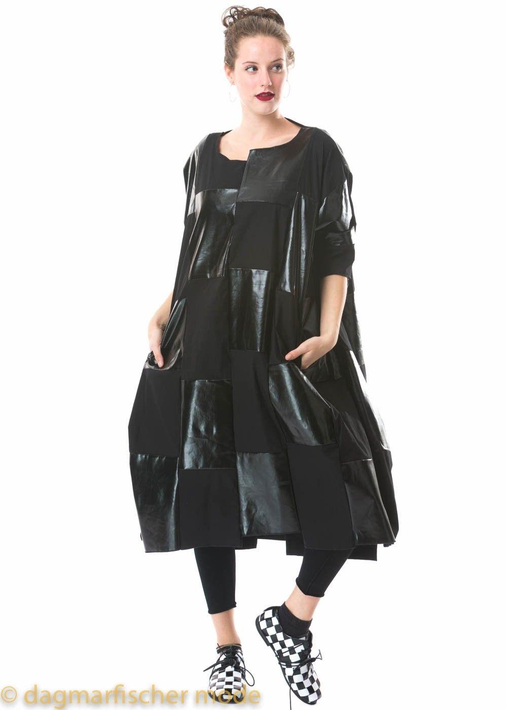20c2944a7521bf Onesize Kleid aus Stretchware von RUNDHOLZ - dagmarfischer mode