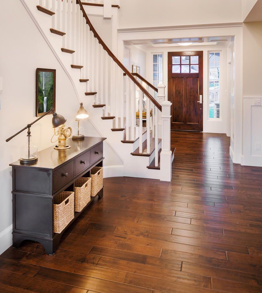Patio, Foyer and Entryway Decor Ideas Luxury vinyl tile