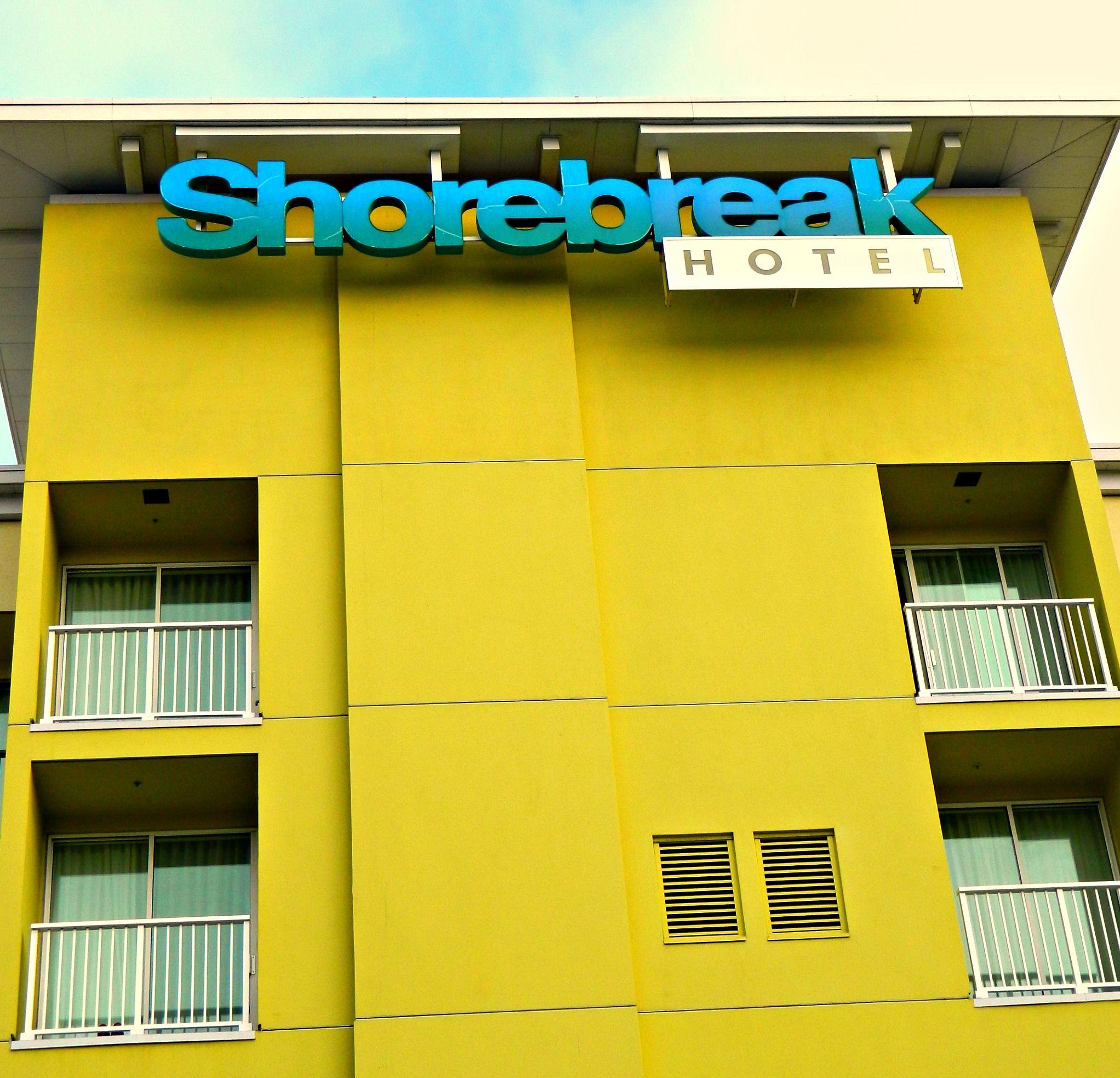 The Shorebreak Hotel in HB