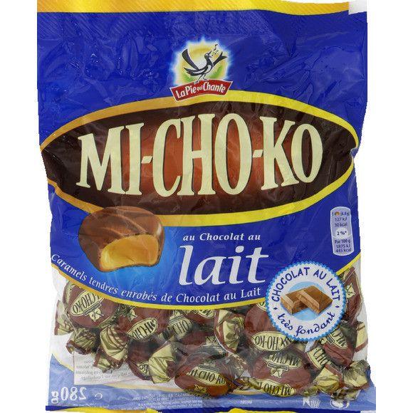la pie qui chante      Chocolat au lait     Le paquet de 280g   3,12 €