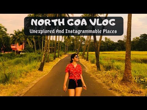 NORTH GOA VLOG | BEST PLACES TO VISIT IN ONE DAY | Ozran beach, Fontainhas, Parra Road, MOG - YouTube #solotravel #goa #travelvlog #goavlog #traveltogoa #traveltoindia #travelblogger #traveldestinations