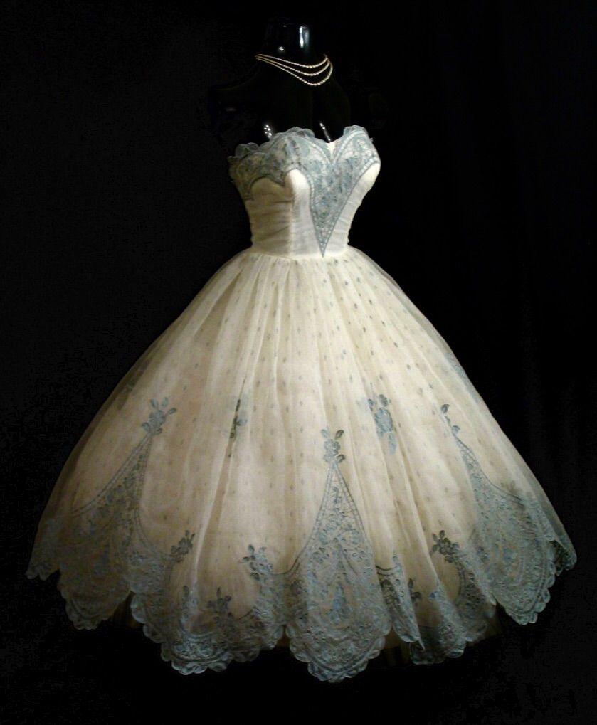 1950s lace dress  us Dress  Vintage fashion  Pinterest  Vintage Clothes and