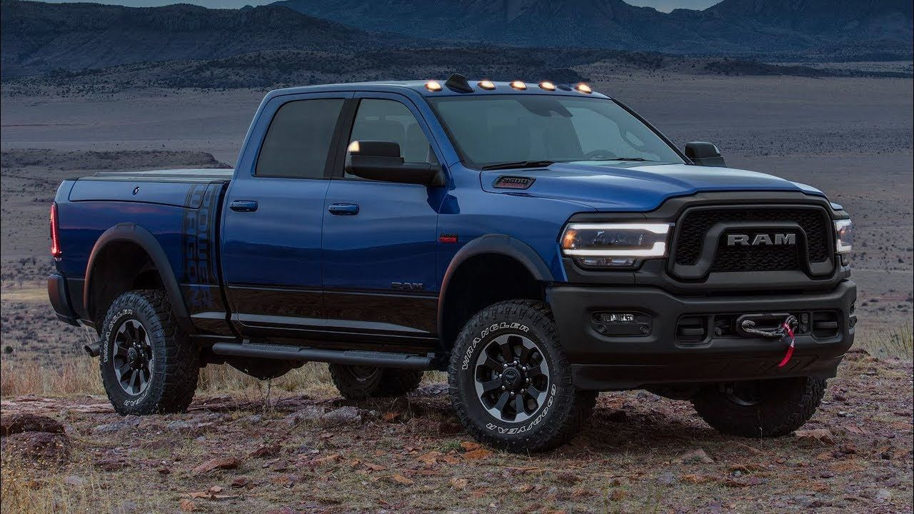 2020 Ram 2500 Power Wagon Power Wagon Dodge Power Wagon Ram Power Wagon