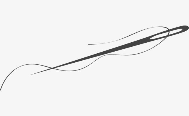 Aiguille A Broder Clipart Aiguille Aiguille A Broder Cousu Fichier Png Et Psd Pour Le Telechargement Libre Sewing Logo Embroidery Needles Needle And Thread