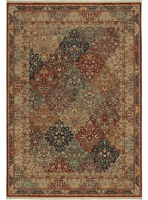 Shaw Renaissance Multi Color Venice 08440 Rug Rugs Hq Shaw