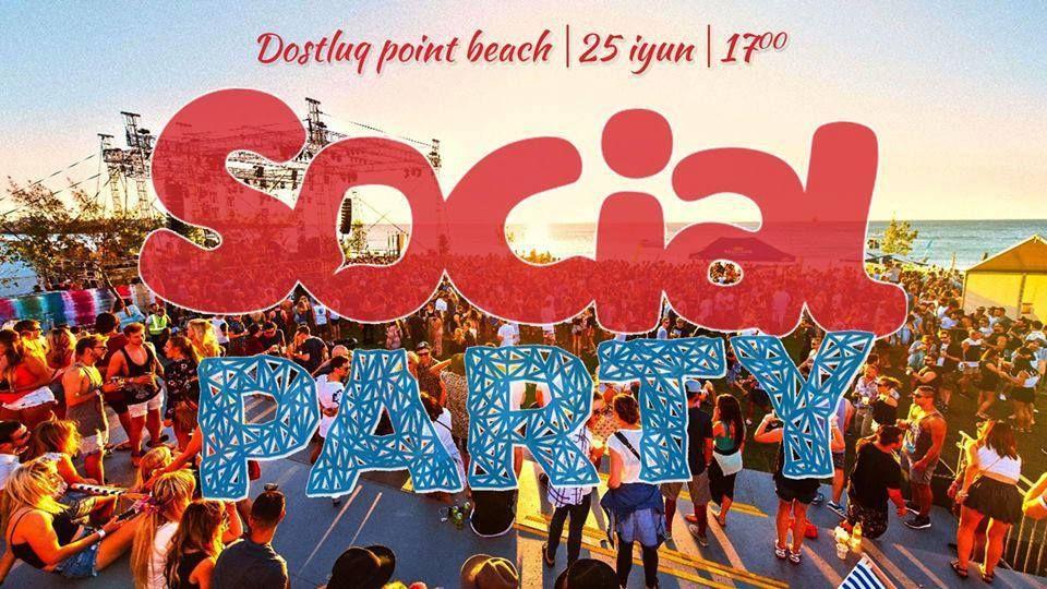 Virtual Dunyadan Xəzərin Sahillərinə Frame Az Event Beach Virtual