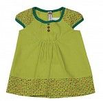 Flore Dress by IDEO - Green Smiles, kid & baby clothes @eOrganicGifts