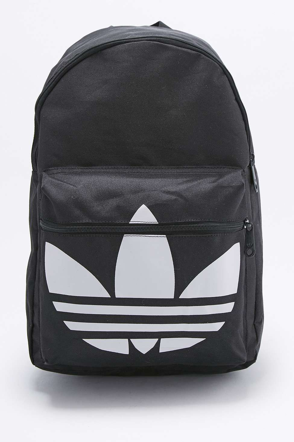 4737a15949484 adidas Originals Classic Trefoil Black Backpack