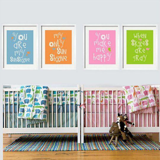 habitacion para niño y niña juntos - Buscar con Google