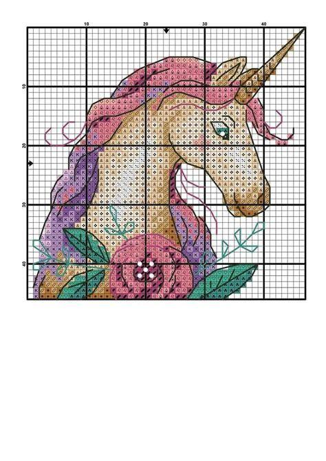Photo of New crochet unicorn pattern cross stitch 17 Ideas