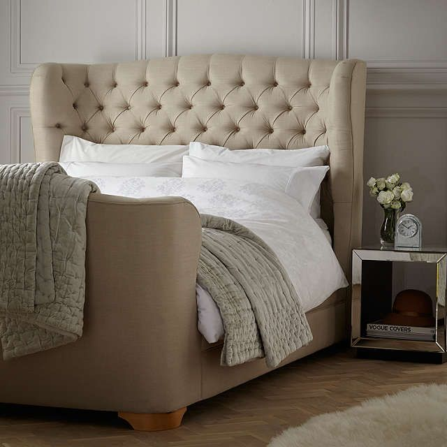 John Lewis Royale II High End Bed Frame, Double, Hera