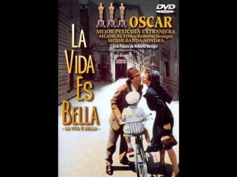 La Vita E Bella La Vida Es Bella Nicola Piovanni 1997 Videos Musicales La Vida Es Bella Peliculas
