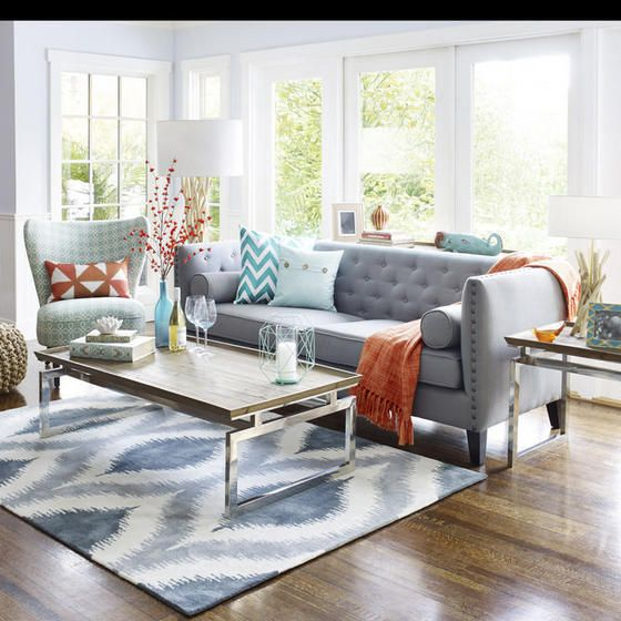 Carmichael Sofa - Another image of the sofa from Urban Barn Living