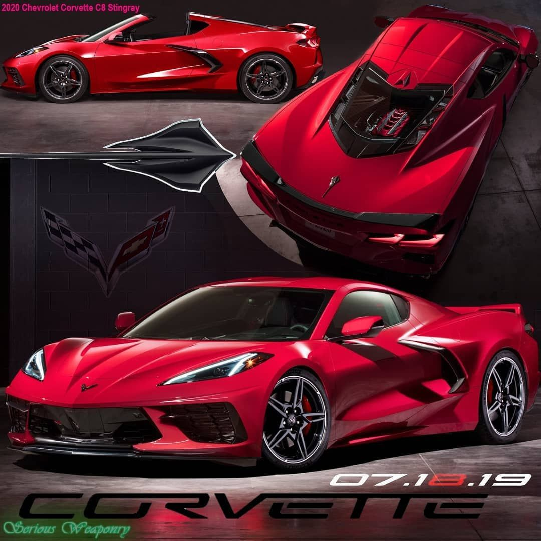 C8 Corvette 2020 Chevy corvette, Corvette stingray