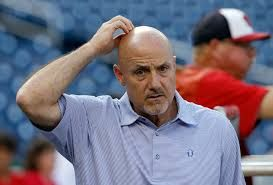 Mike Rizzo, General Manager, Washington Nationals 2017