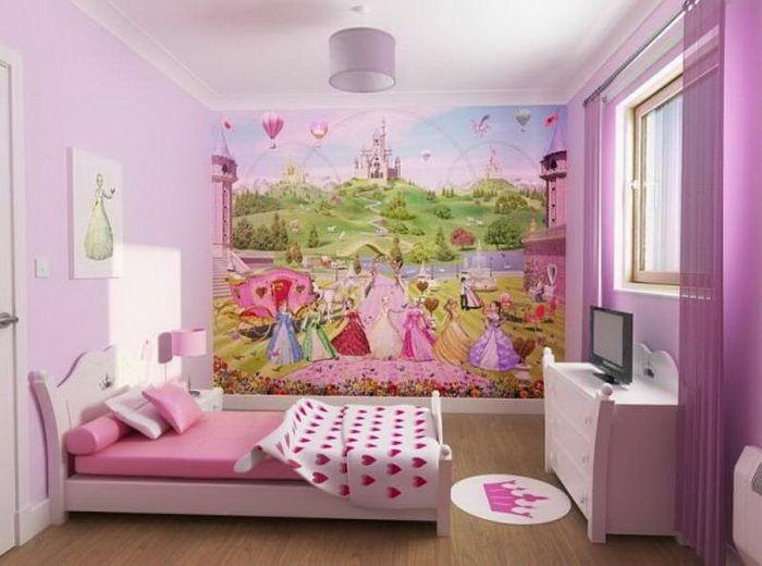 Little Girls Rooms   Little Girls Bedroom Decorating Ideas   Home Interiors  Design Ideas