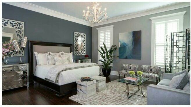 So Pretty! BEAUTIFUL BEDROOMS Pinterest Bedrooms, Master