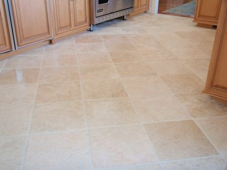 Learn how to seal travertine tile and how to maintain travertine