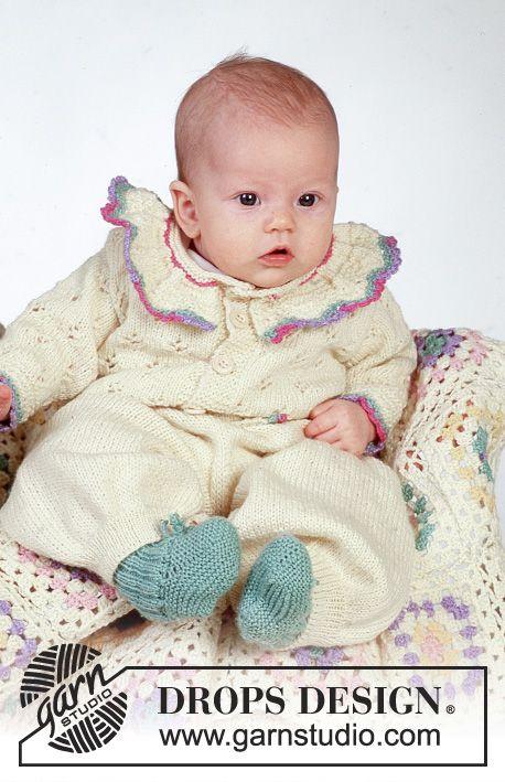 Catálogo DROPS Baby 4 - Patrones gratuitos de punto y ganchillo ...