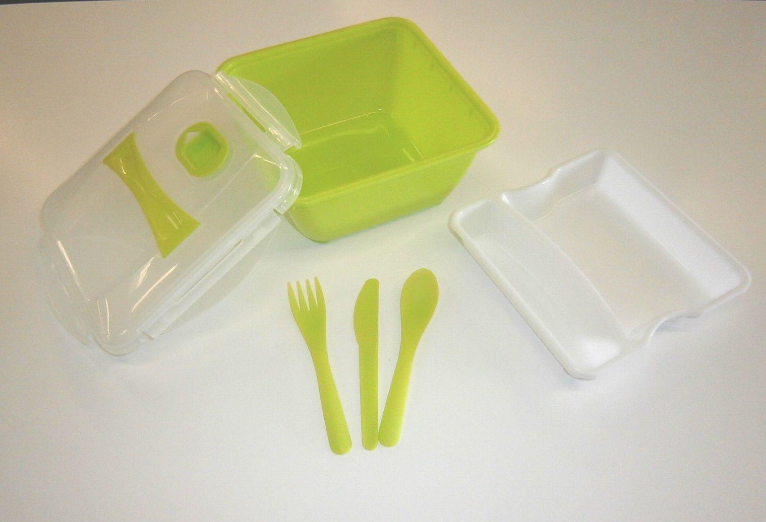 Lunch Box Boite Plastique Boite Pique Nique Panier Repas Boite