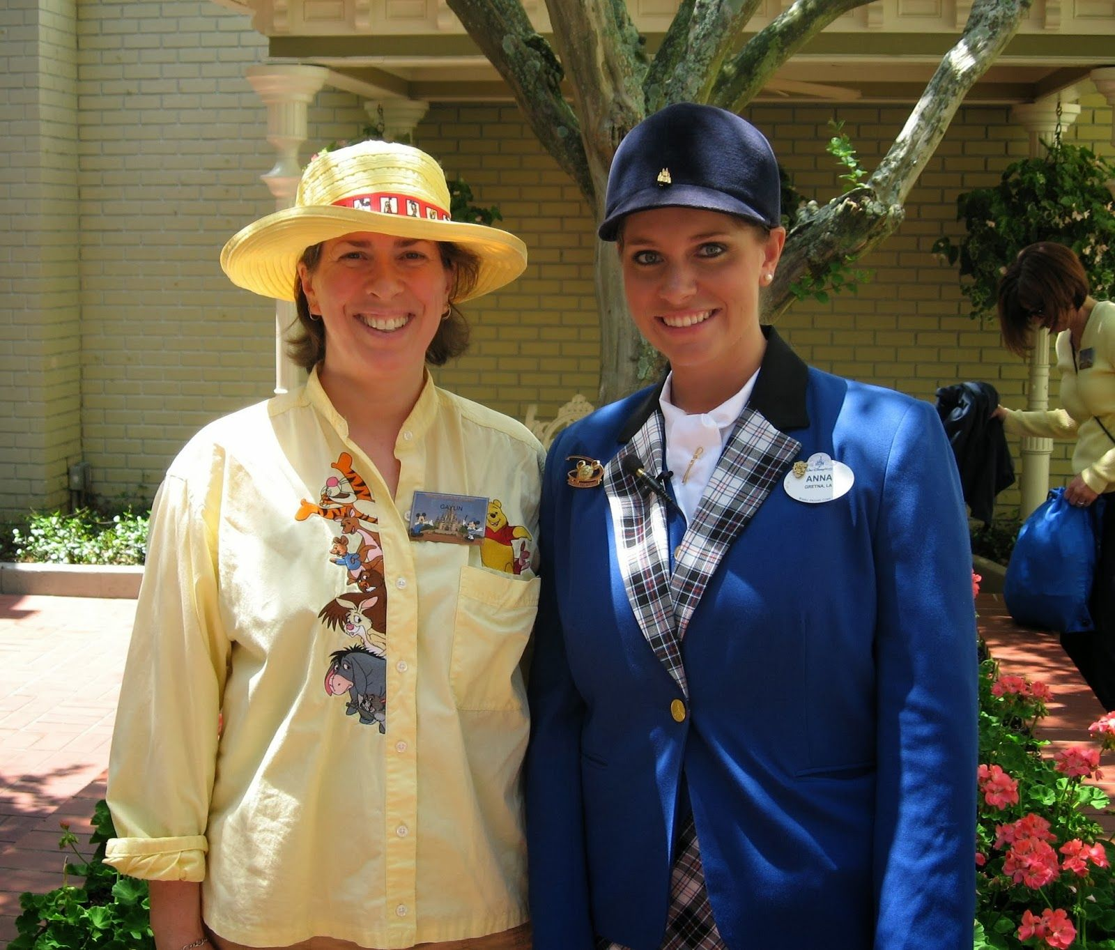 Disney Musings: Tour Guide: Story Behind the Photo