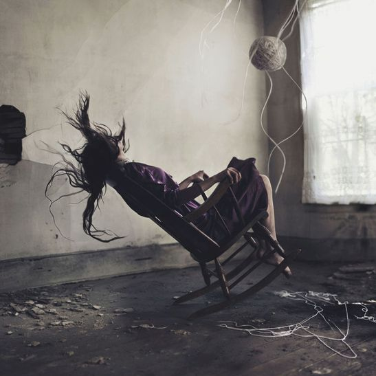 He's 18. And Boy Can He Shoot. Surreal Portraits By Photographer Alex Stoddard. via If It's Hip It's Here