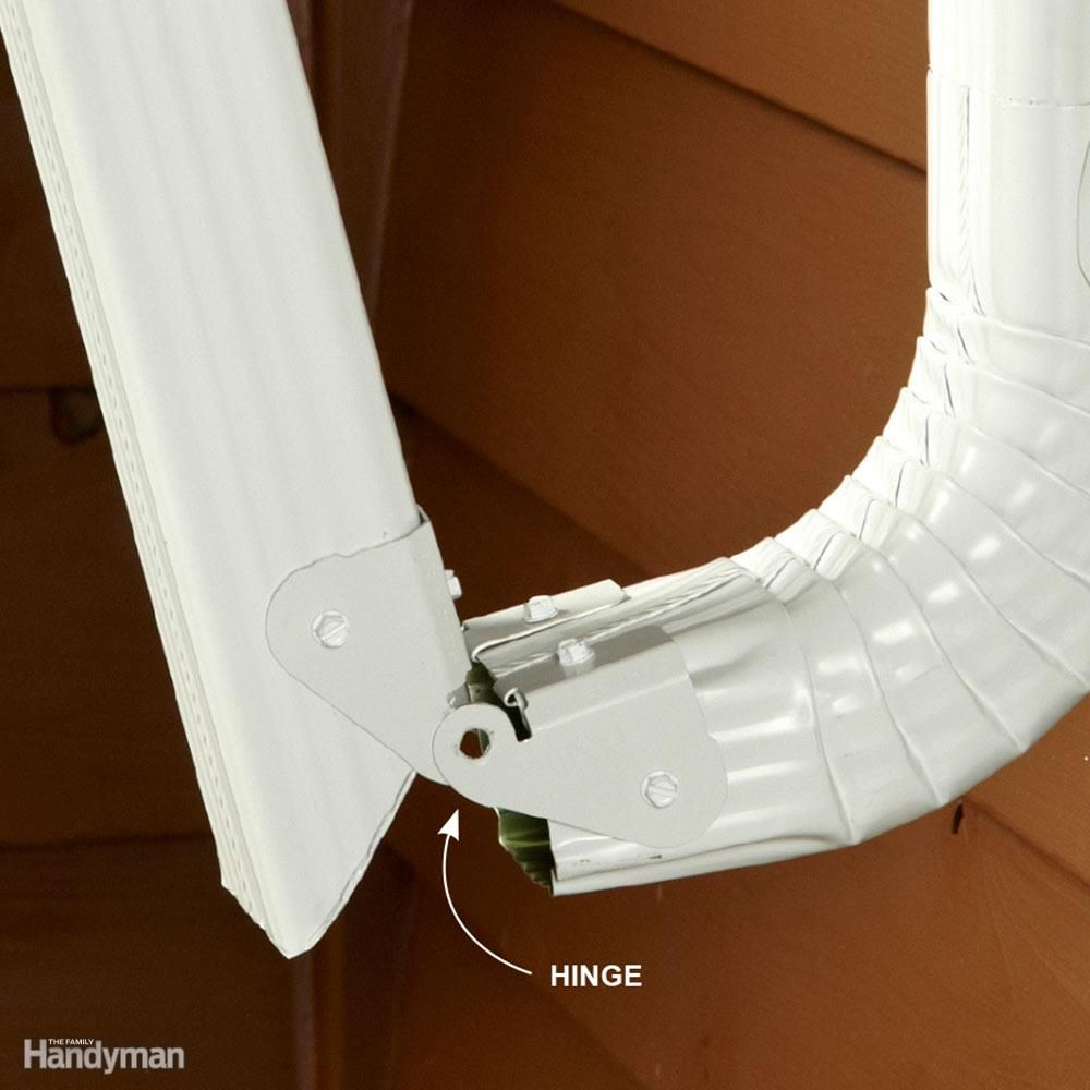 Easy Gutter Fixes You Can Diy Gutters Gutter Repair Diy Gutters