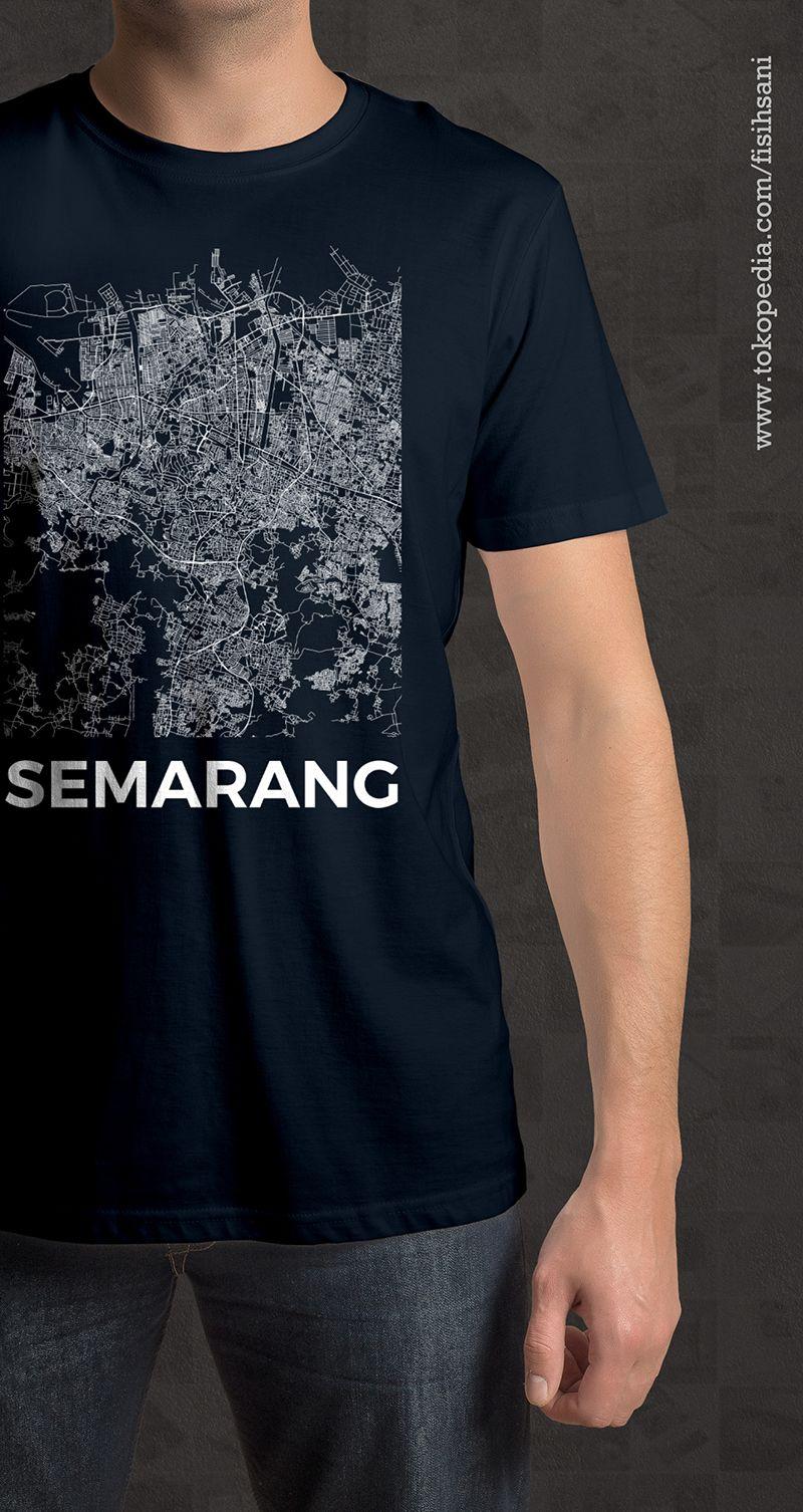 Stud O 511 Tee Minimal Road Map Semarang On Tokopedia Kaos Pria Kaos Home Fashion
