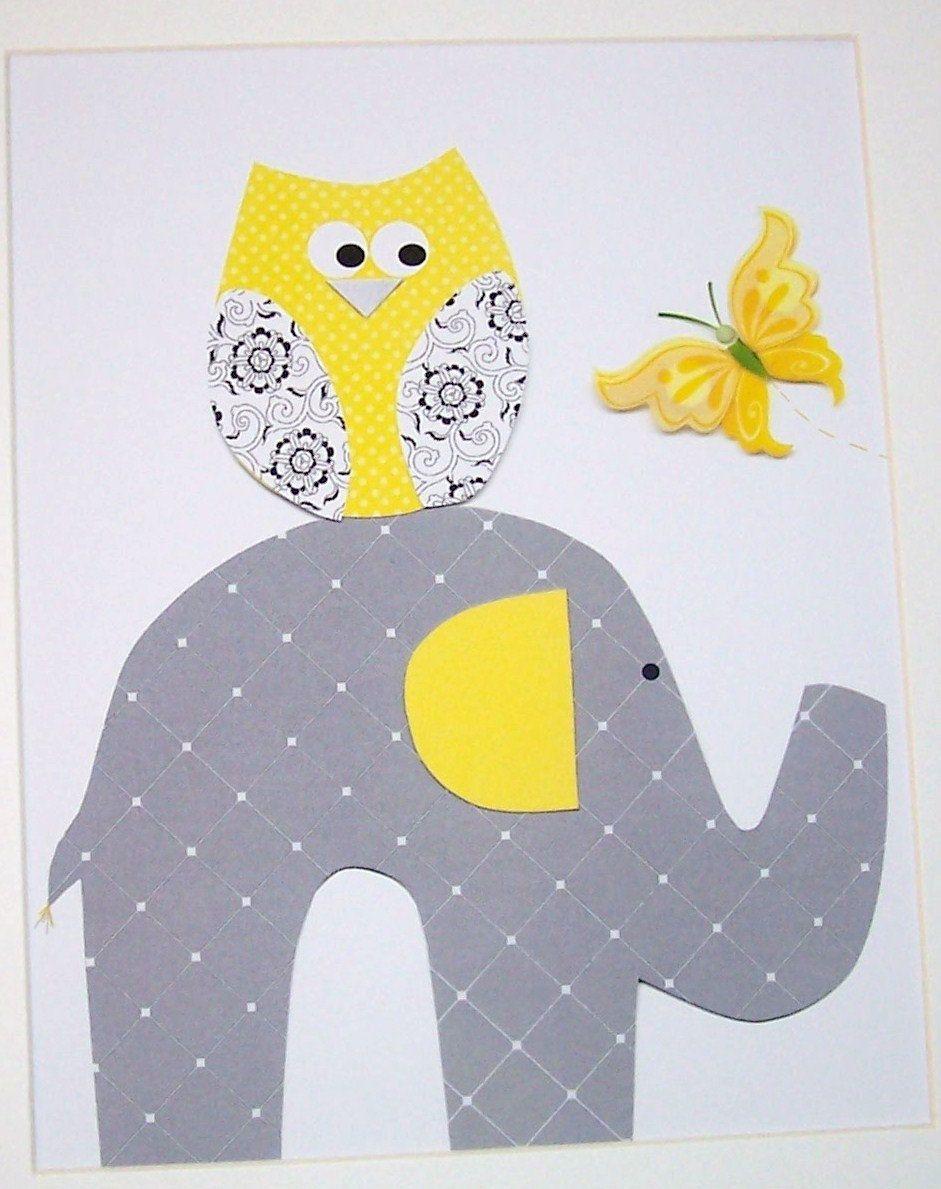 Nursery Art, Children\'s Room Art Decor, Baby Room Art Decor, Kids ...