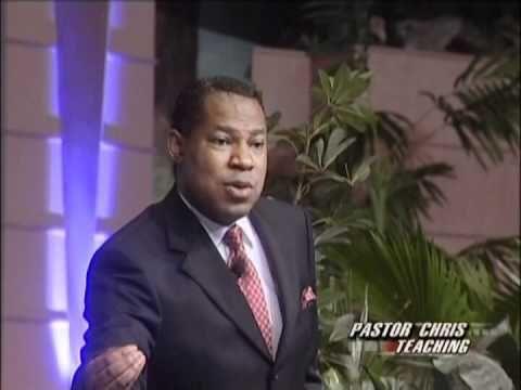 The Responsibility of Prayer pt 1 pastor chris oyakhilome