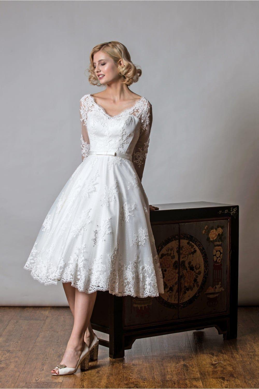 13++ Short sleeve wedding dress uk ideas in 2021