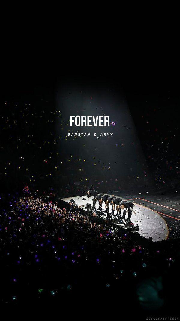 Forever A R M Y Bts Lockscreen Bts Hintergrundbild Und