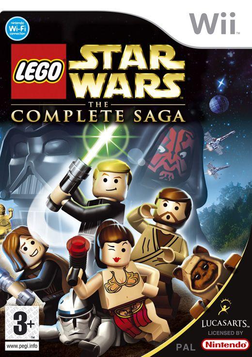 Lego Game Star Wars