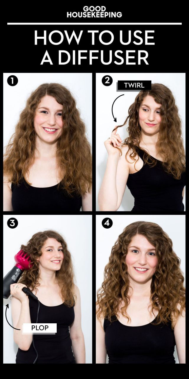 """The """"Pineapple"""" Hair Trick Will Give You Defined Curls"""