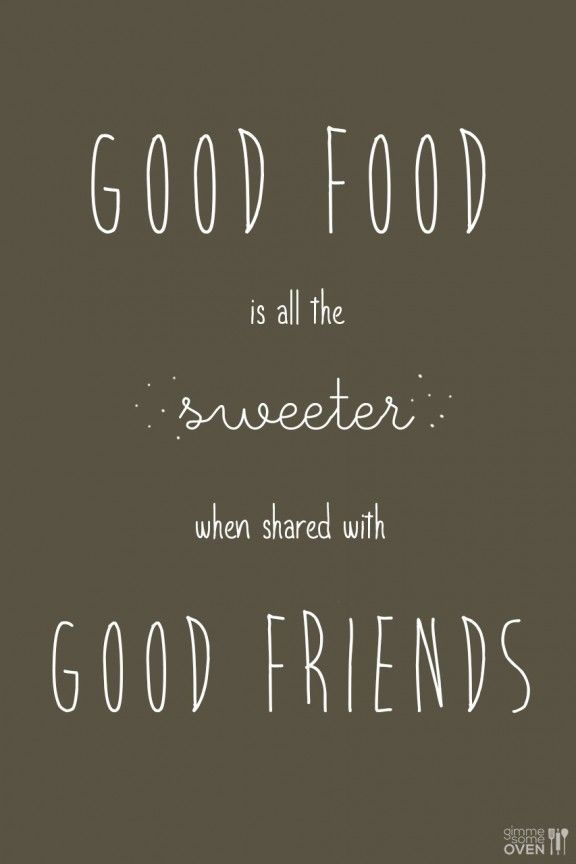 I Am Oh So Grateful I Say Inspired Pinterest Food Quotes