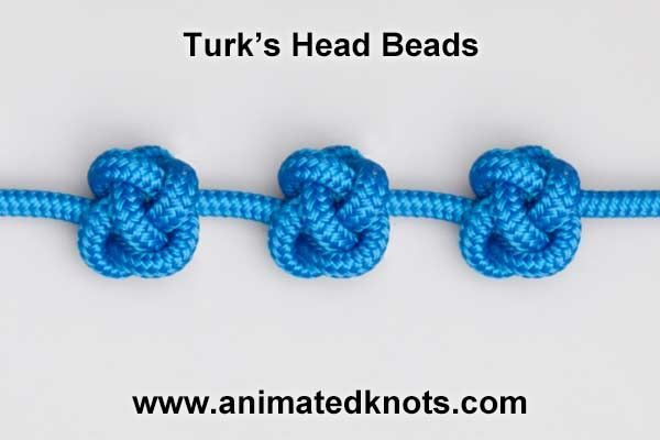 How To Tie A Turk S Head And Other Animated Knot Tying Tutorials
