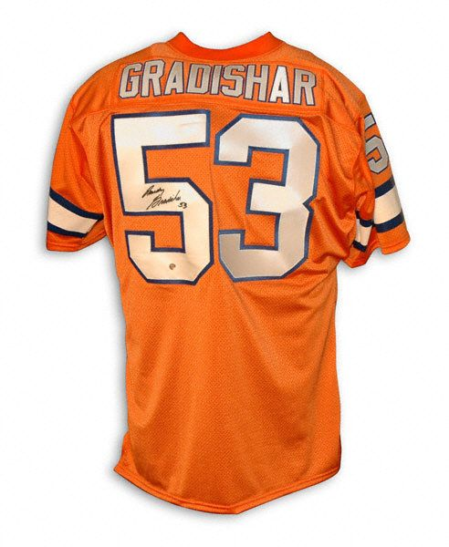 Randy Gradishar Denver Broncos Autographed Orange Crush Throwback Jersey bc9d3c6d1