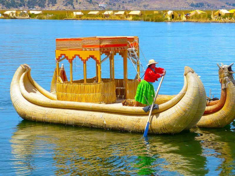 Agencia De Viajes Y Turismo Lago Titicaca Visita