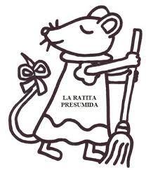 12 Ideas De La Ratita Presumida Cuentos Juegos De Lectoescritura Fuentes Divertidas