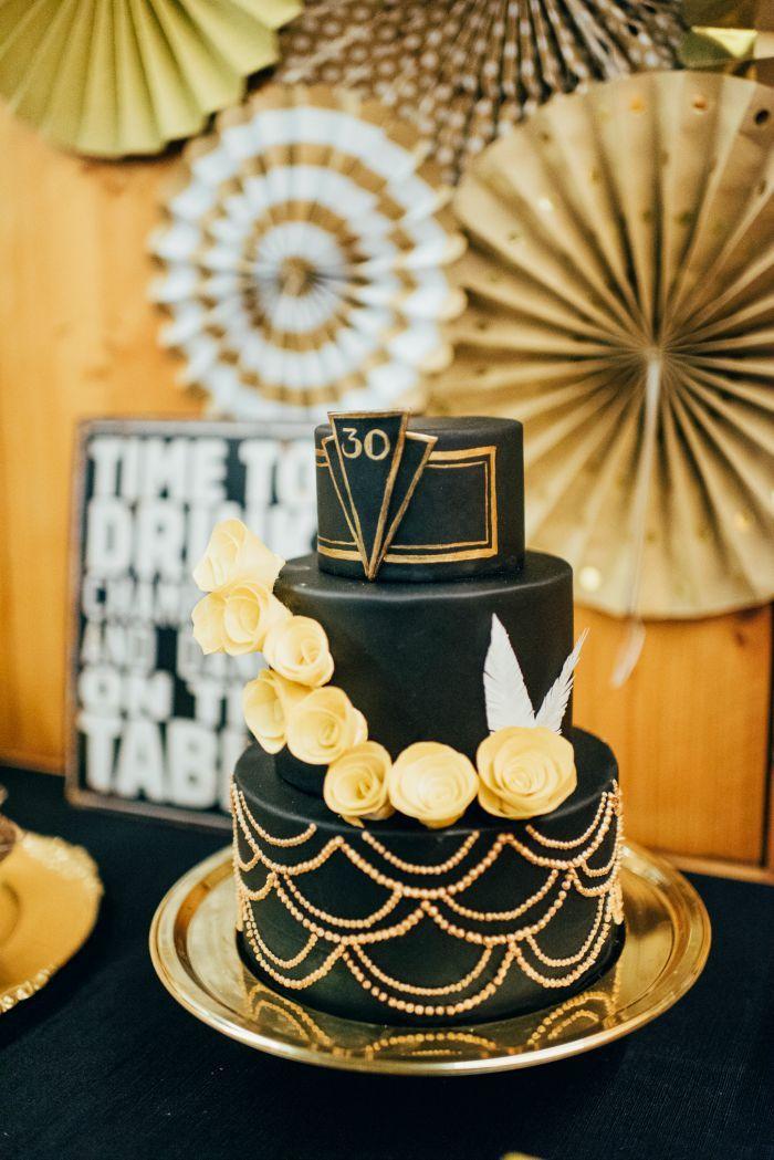 Cumplea os original a os 20 decoraci n de fiestas en all lovely party xv pinterest - Fiesta anos 20 ...