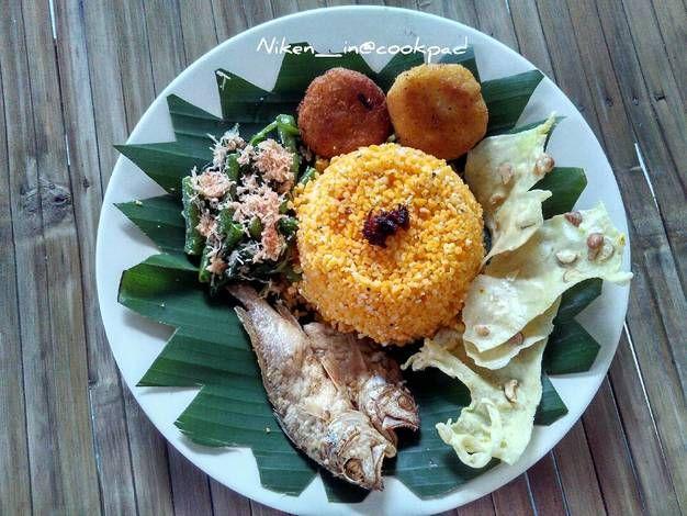 Resep Nasi Jagung Lamongan Oleh Niken Indriati Resep Makanan Resep Makanan Resep