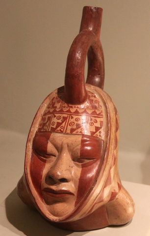 the art of moche pottery essay River valley where it was found, this pottery is now recognized as among the finest made by any of the pre-columbian cultures of the americas between icons the thematic approach used by donnan on moche art, and finally.