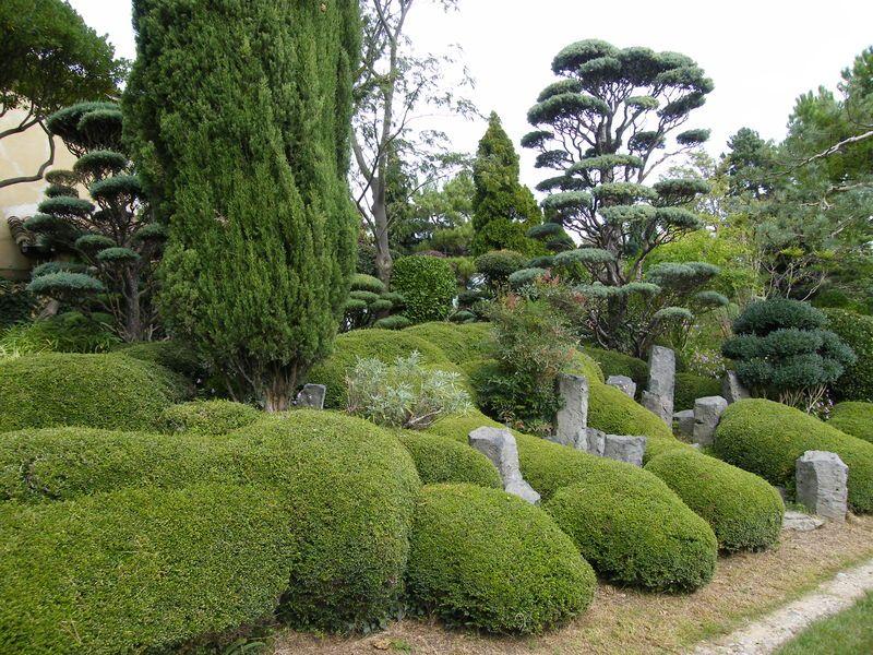 Erik borja jardin zen beaumont monteux jardin for Paysagiste jardin japonais