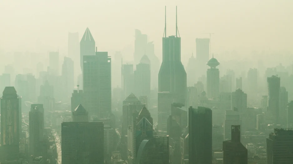 China S Air Pollution Is So Bad That Solar Panels Don T Work Anymore In 2020