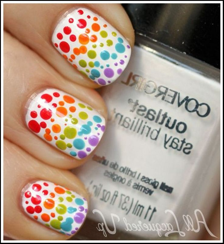 awesome Simple Easy Nail Art Designs For Beginners Step By Step ...