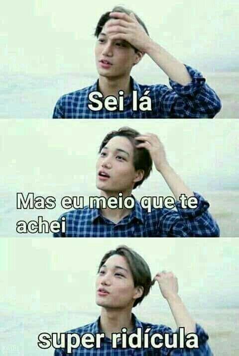 Memes K Pop Em Português Para Responder ❤ | Bts memes